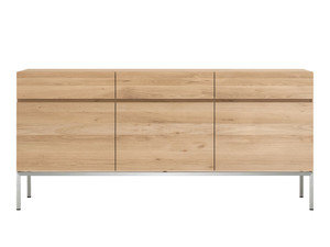 Dundee Light Oak Sideboard