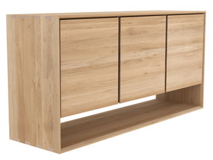 Nordic Light Oak Sideboard
