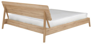 Oak Air Modern Bed