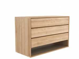 Oak Nordic Bedroom Dresser