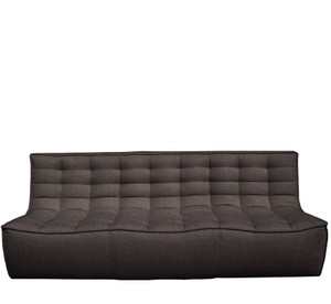 Roset Modern Modular Sectional Sofa - 3 Seater