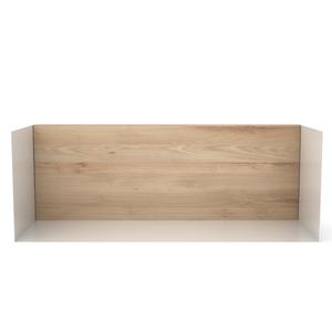 Oak U Shelf - Medium