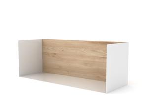 Oak U Shelf - Medium