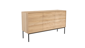 Oak Bird Sideboard