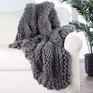 Sublime Chunky Throw Blanket