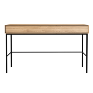Whitebird Home Office Oak Desk