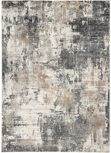 Rosario Area Rug Gray Umber