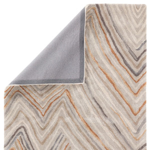 Chevron Rug Collection - Warm Grey 1