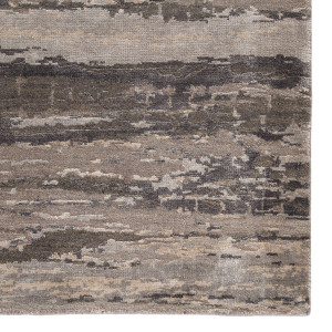 Chaos Theory Bandi Warm Grey Rug