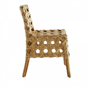 Flat Rattan Richmond Chair
