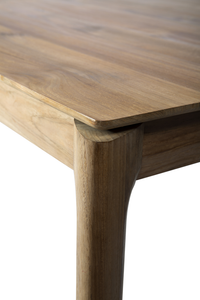 Teak Bok Modern Dining Table