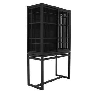 Oak Burung Storage Cupboard