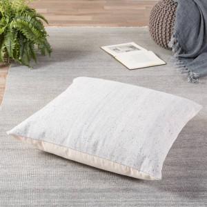 Woven Blend Oversized Pillow