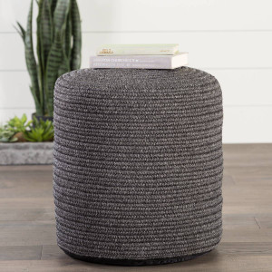 Bridgette Indoor/Outdoor Pouf