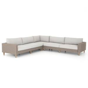 Rodando Outdoor Sectional