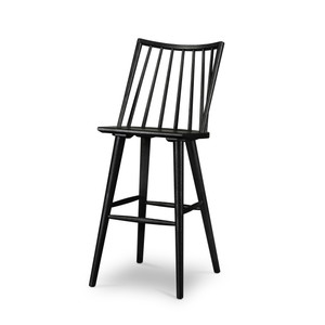 Black Oak Windsor Barstool
