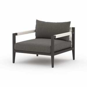 Silhouette Outdoor Chair - Black Bronze