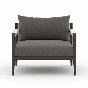 Silhouette Outdoor Chair - Black Bronze
