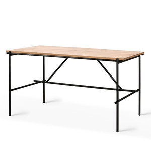 Oak Oscar Office Desk