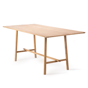 Oak High Profile Meeting Table
