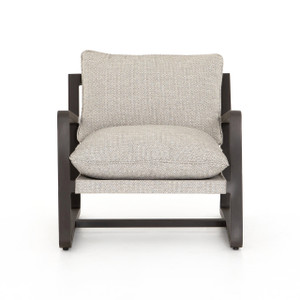 Sunset Cliffs Outdoor Lounge Chair - Black Bronze