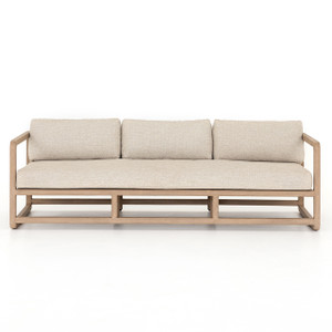 Cardiff Outdoor Teak Sofa