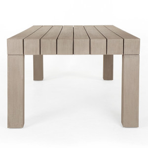 Del Mar Teak Outdoor Dining Table