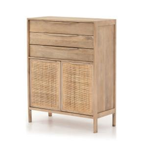 Bondi Cane Tall Dresser