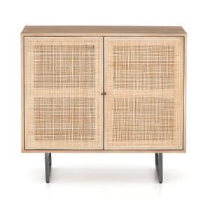 Bondi Cane Storage Cabinet - Small