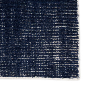 Rebecca Navy Blue Indoor/Outdoor Rug