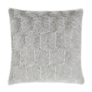 Ermelo Faux Fur Throw Pillow