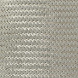 Gene Faux Fur Throw Pillow - Grey