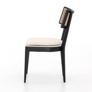 Britt Black Dining Chair
