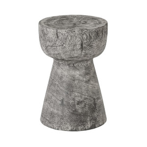 Durango Drum Stool Chamcha Wood 2