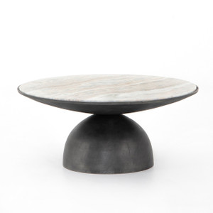 Corbett Coffee Table-Creamy Taupe