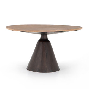 Bronx Dining Table - Light Brushed