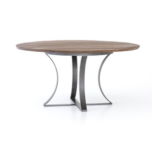 """Gage Dining Table-60""""- Tanner Brown"""