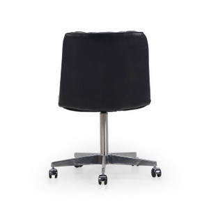 Vinny Desk Chair - Rider Black