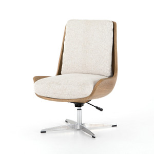 Burbank Desk Chair - Elder Sand