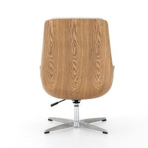 Bruges Desk Chair - Elder Sand