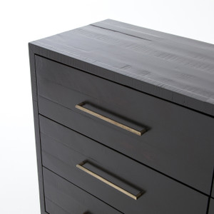 Suki 9 Drawer Dresser - Burnished Black