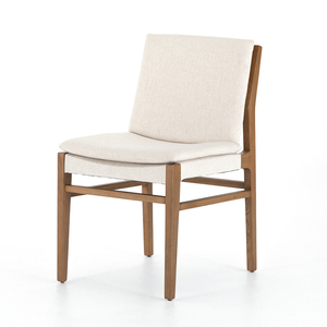 Aya Dining Chair - Natural Brown