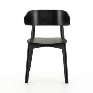 Lizzie Dining Chair - Black