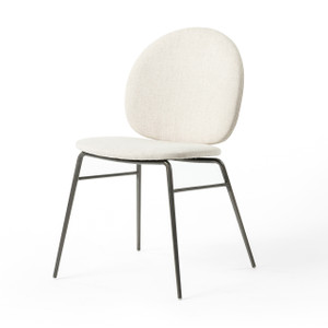Kim Dining Chair - Savile Flax