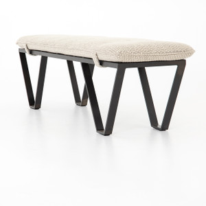 Darrow Bench - Perin Oatmeal