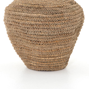 Bodhi Basket - Natural Banana Leaf