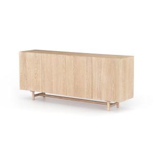 Mika Dining Sideboard - Wwashed Oak Veneer