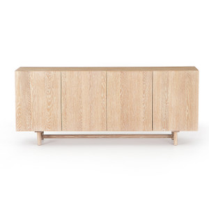 Brianna Dining Sideboard - Washed Oak Veneer