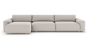 Fenton 2 PC Sectional - Carrera Cloud