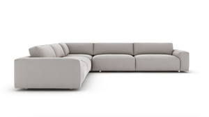 Fenton 3 PC Sectional-Tacoma Ash